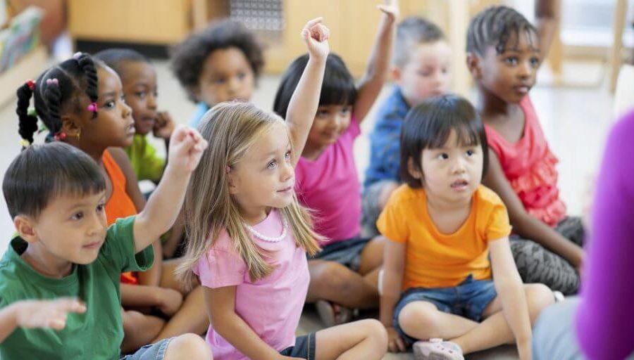 Best Preschool in India, WHAT DO KIDS LEARN IN PRESCHOOL?