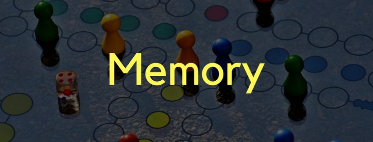 Memory, Memory