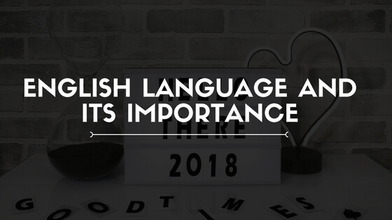 Significance Of English Language for Pre-schoolers, Significance Of English Language for Pre-schoolers