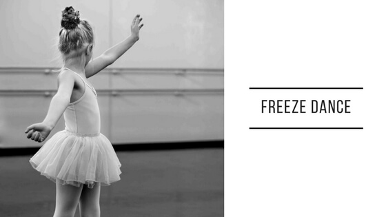 Freeze-Dance