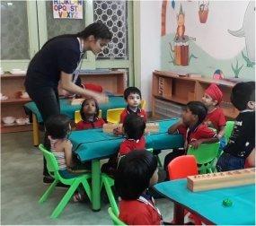 Best Preschools in Delhi, Home