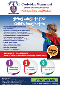 Preschool Franchise in India, Preschool Franchise India