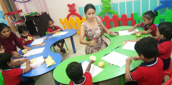 Play School Franchise Low Investment, Environment