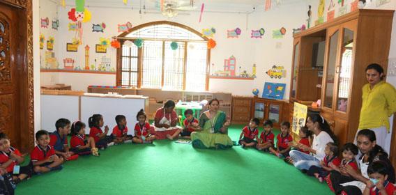 Best Preschool in India, Environment