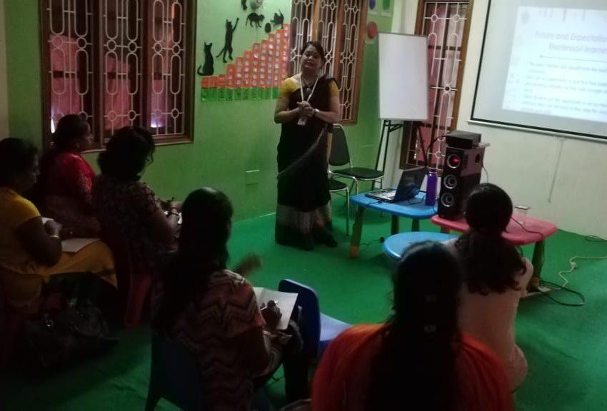 Teacher Training Workshop