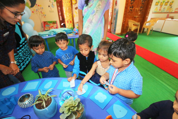 Best Preschool in India, Approach