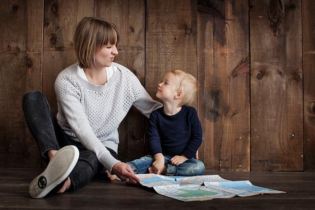 5 secrets to raise a creative child, 5 Secrets to Raise a Creative Child