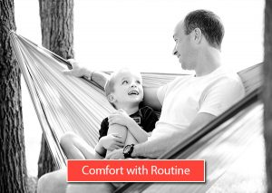 Comfort-with-Routine
