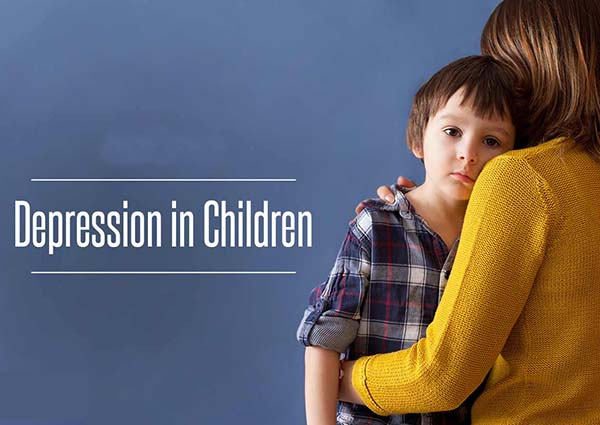 Depression-in-children