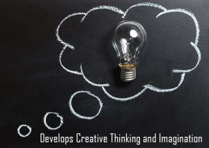 Develops-Creative-Thinking