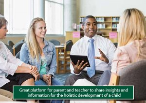 Parent Teacher Meeting At Cambridge Preschool, Parent Teacher Meeting At Cambridge Preschool