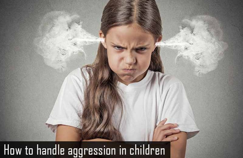 How to Handle Aggression In Children, How to Handle Aggression In Children