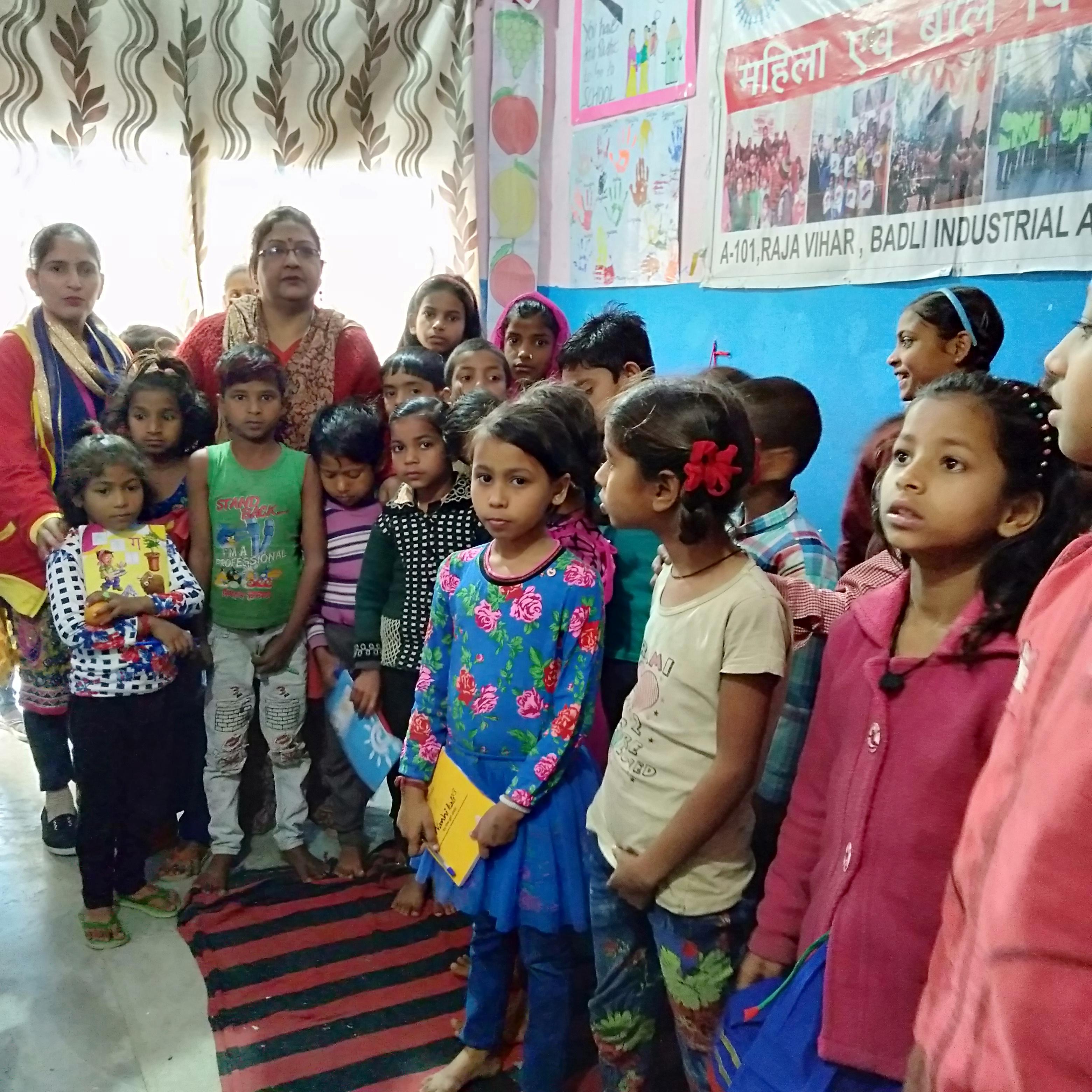 Cambridge Montessori Preschool, Jalsa Foundation