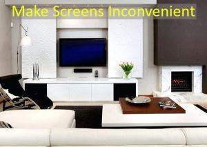 Make-screen