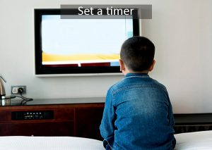 Effective Ways to Stop TV addiction in Children, Effective Ways to Stop TV addiction in Children