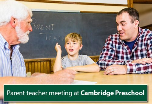 parents-teacher-meeting-at-cambridge-pre-school