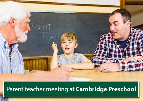 parents-teacher-meeting-at-cambridge-pre-school