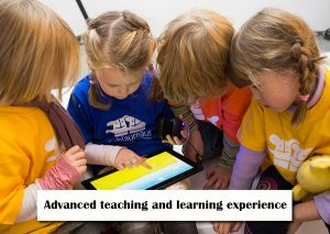 Advanced-teaching-and-learning-experience