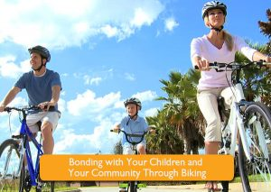 Bonding-with-Your-Children-and-Your-Community-Through-Biking