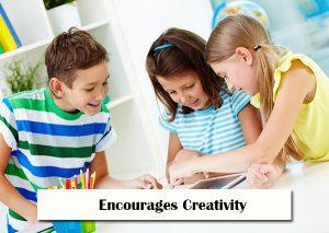 Encourages-Creativity