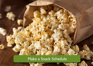 Make a-Snack-Schedule
