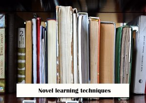 Novel-learning-techniques