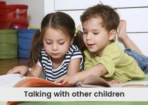 Encouraging Language Development in Your Preschooler, Encouraging Language Development in Your Preschooler