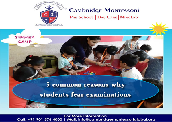 5  Common Reasons Why Students Fear Examinations, 5 Common Reasons Why Students Fear Examinations