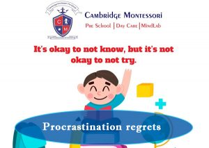 procrastination-regrets