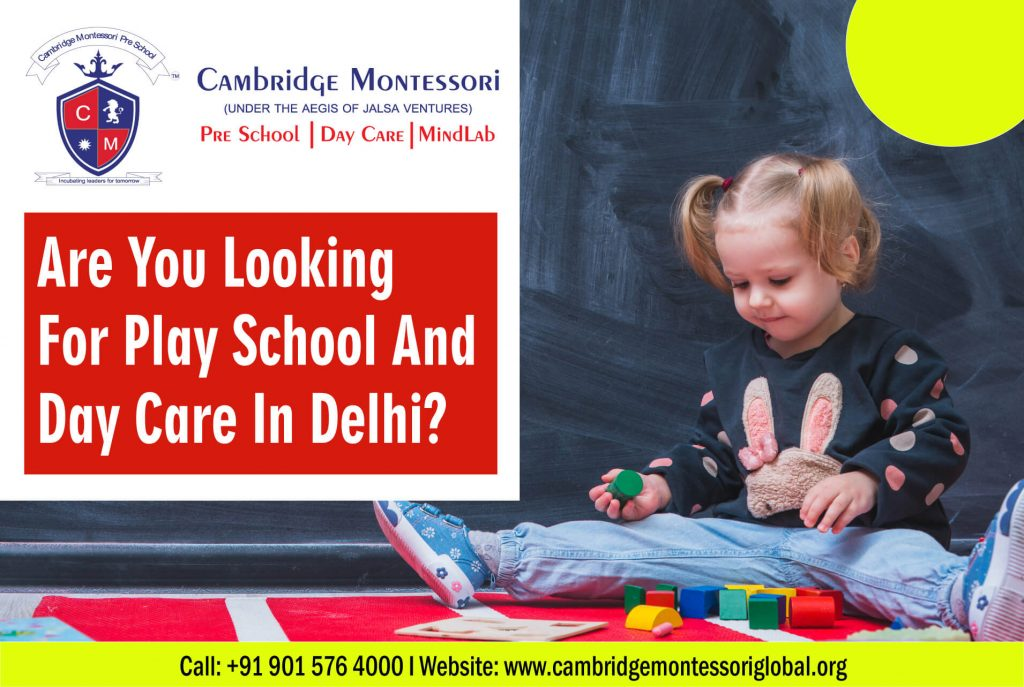 Best Daycare in Delhi, Best Daycare in Delhi
