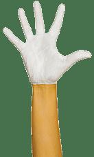 cambridge montessori global hand white